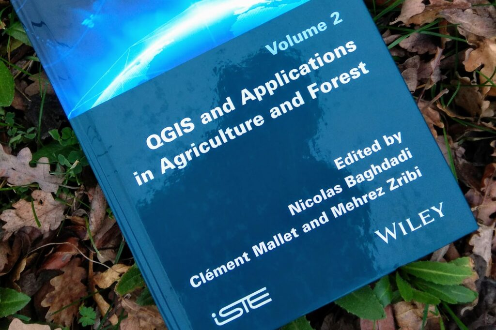 Chapter in QGIS and Applications in Agriculture and Forest